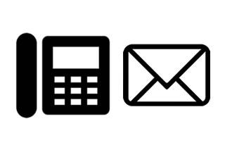 安心の電話・メールサポート